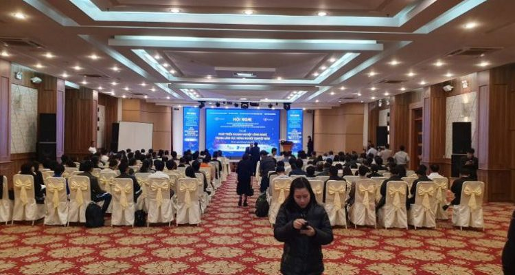"""CONFERENCE """"DEVELOPING TECHNOLOGY ENTERPRISES IN THE FIELD OF AGRICULTURE IN VIETNAM"""""""