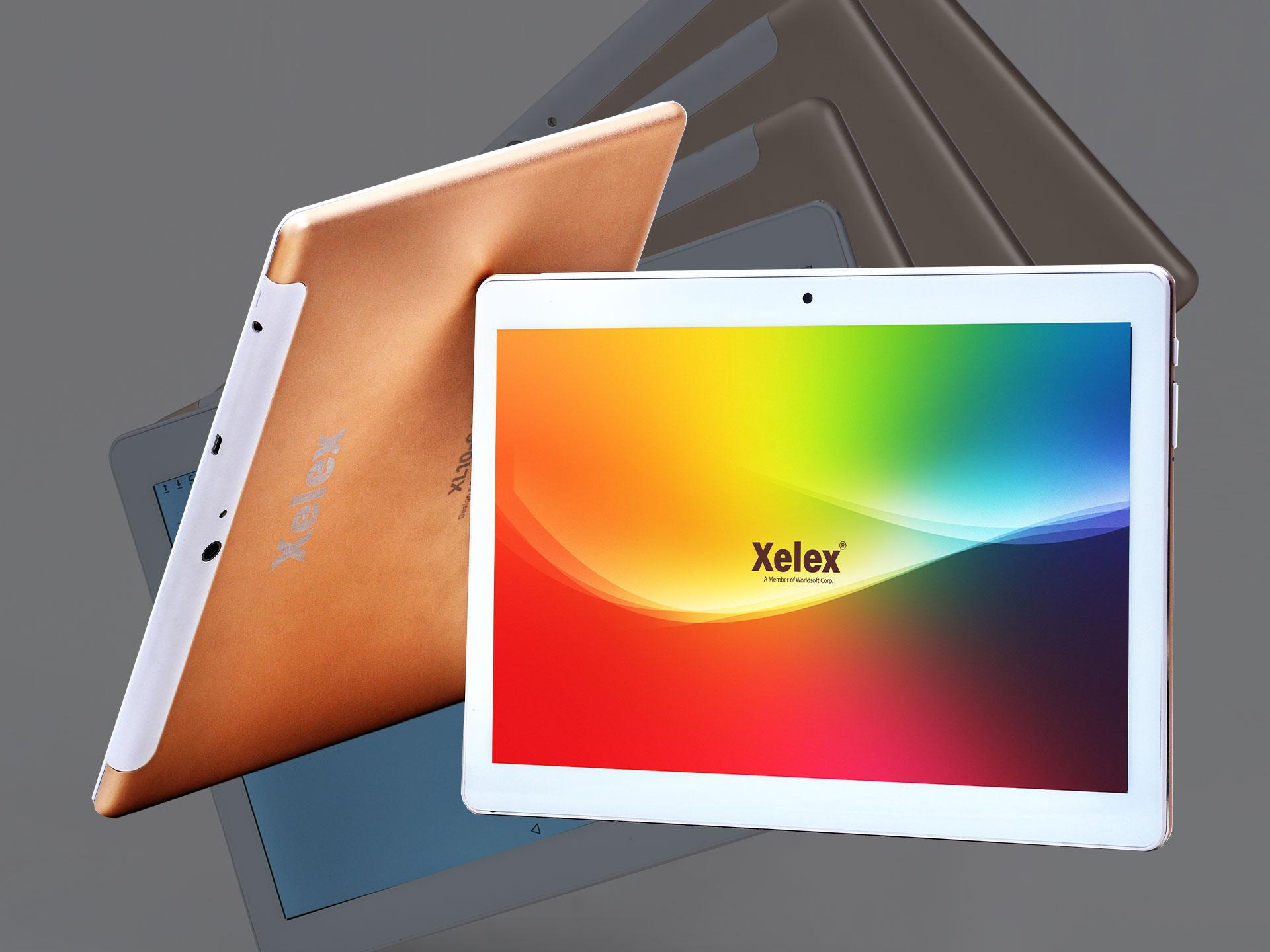 Máy Tính Bảng XELEX 10